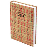 Ежедневник датированный карманный Brunnen Spirit, оранжевый, 2020 г