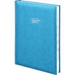 Ежедневник датированный Brunnen Стандарт Denim, бирюзовый, А5, 2020 г