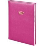 Ежедневник датированный Brunnen Стандарт Lizard, розовый, А5, 2020 г
