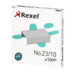 Скобы для степлера Rexel №23/10, 60 л, 1000 шт