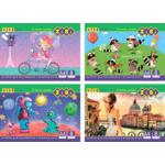 Альбом для рисования ZiBi Kids Line на 8 листов A4 120 г/м2 (ZB.1420)