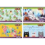 Альбом для рисования ZiBi Kids Line на 24 листа А4 120 г/м2 (ZB.1424)