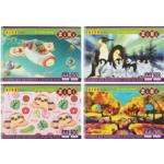 Альбом для рисования ZiBi Kids Line на 30 листов А4 120 г/м2 (ZB.1441)
