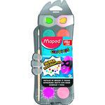 Краски акварельные Maped Color Peps MP.811520, 12 цветов + кисть