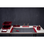 Набор настольный деревянный Bestar, 8 предметов, красное дерево (8259XDU)