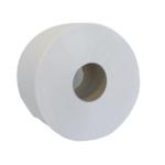 Бумага туалетная макулатурная BuroClean Джамбо, на гильзе, 130 м (10100051)
