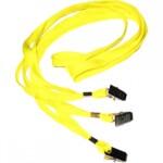 Шнурок для беджей Agent D002, 50 шт, желтый (3420379)