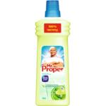 Средство для мытья пола Mr.Proper Universal Бодрящий лайм и мята, 750 мл
