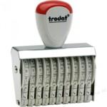 Нумератор ленточный Trodat 15710, 10-ти разрядный, 7 мм