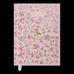 Ежедневник датированный 2021 Buromax Provence А5 336 с. Розовый (BM.2161-10)