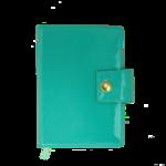 Ежедневник датированный Buromax Dream, А6, мятный (BM.2529-38)