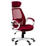 Кресло Special4You Briz Red/White (E0901)