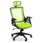 Кресло Office4You Merano Headrest Green (27710)