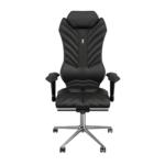 Кресло Kulik System Monarch Black (ID 0202)