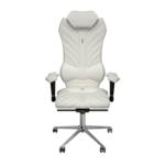 Кресло Kulik System Monarch White (ID 0205)