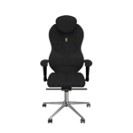 Кресло Kulik System Grand Black (ID 0403)