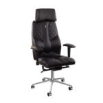 Кресло Kulik System Business Black (ID 0601)