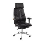 Кресло Kulik System Business Black (ID 0602)