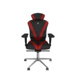 Кресло Kulik System Victory Black/Red (ID 0802)