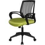 Кресло Barsky Office plus OFB 02 Black/Green OFB 02