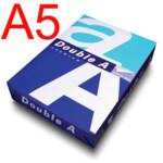 Офисная бумага Double A А5, 80 г/м2, 500 л
