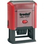 Датер со свободным полем Trodat Printy-Dater 4729, укр, 3 мм, 50х30 мм, 2 цветный