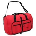 Сумка дорожная Members Holdall Ultra Lightweight Foldaway Small 39 Red (922791)