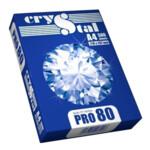 Офисная бумага Crystal Pro 80 А4, 80 г/м2, 500 л
