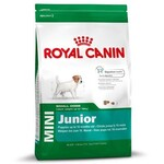 Сухой корм для собак Royal Canin Mini Junior 4 кг
