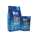 Сухой корм для котят Brit Premium Cat Kitten 0,3 кг