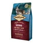 Сухой корм для кошек Carnilove Cat Adult Sensitive & Long Hair Salmon 0,4 кг