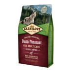 Сухой корм для кошек Carnilove Cat Adult Hairball Control Duck & Pheasant 2 кг