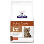 Лечебный корм для кошек Hill's Prescription Diet Feline j/d 2 кг