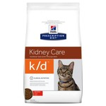 Лечебный корм для кошек Hill's Prescription Diet Feline k/d 0,4 кг