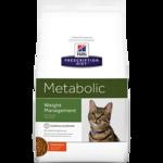 Лечебный корм для кошек Hill's Prescription Diet Feline Metabolic 1,5 кг