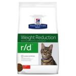Лечебный корм для кошек Hill's Prescription Diet Feline r/d 5 кг