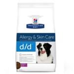 Лечебный корм для собак Hill's Prescription Diet Canine d/d Duck & Rice 2 кг