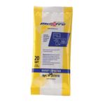 Салфетки влажные для LCD/TFT и плазмених экранов Арника, 20шт., в мягкой упаковке (30701)
