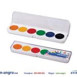 Краски акварельные Гамма Мозаика 312048, 6 цветов