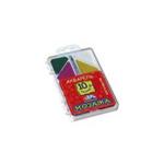 Краски акварельные Гамма Мозаика 312052, 10 цветов