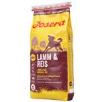 Сухой корм для собак Josera Lamb & Rice 15 кг