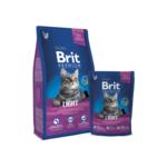 Сухой корм для кошек Brit Premium Cat Light 1,5 кг