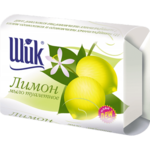 Мыло туалетное Шик 70 г, Лимон (361119)