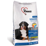 Сухой корм для собак 1st Choice Senior Medium & Large Breeds 14 кг