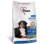 Сухой корм для собак 1st Choice Senior Medium & Large Breeds 7 кг