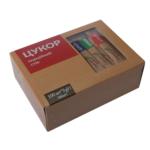 Сахар-песок в стиках (5г х 100 шт) 0,5кг, коробка (16003)