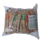 Сахар-песок в стиках (5г х 100 шт) 0,5кг, zip-пакет (16002)