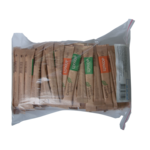 Сахар-песок в стиках (5г х 200 шт) 1,0кг, zip-пакет (16001)