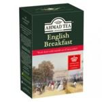 Чай черный Ahmad Английский к завтраку, 100г, листовой (prpt.07993)