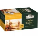 Чай черный Ahmad Английский №1, 40х2г эконом, в пакетиках (prpt.06316)